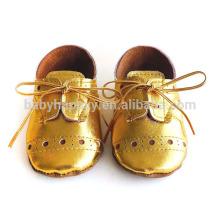 Zapatos ocasionales del bebé del prewalker de los muchachos de la manera 0-24months