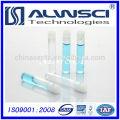 Produits les plus vendus Flacon de coquille 1 ml 8 * 40 mm avec fiche pour laboratoire