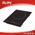 Schiebe Touch Control Induktionsherd mit LED-Anzeige