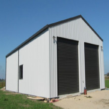Portable Light Steel Structure Garage with Ce Certification (KXD-SSW1400)