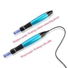 5 vitesses d'aiguille à micro-aiguilles Derma Stamp Pen Meso Dr. Pen
