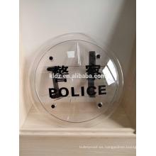 Police Shields nuevo diseño anti antidisturbios