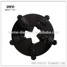 Diamond bush hammer tool for Lichi Surface