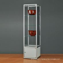 4 Layers Acrylic Storage Display Stand/Acrylic Floor Type Display Rack