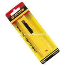 Poupe a lâmina 10PCS de substituição para o utilitário faca ferramentas manuais DIY