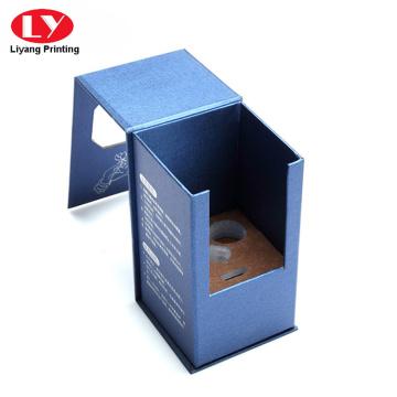 Emballage de boîte-cadeau d'huile parfumée