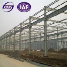 Muito fácil instalação de construção de aço (wsdss407)