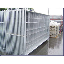2015 Hot Sale 3 Curves Hot-Inpped Galvanized Steel Fence