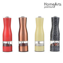 Four Color Electric Salt Pepper Mill
