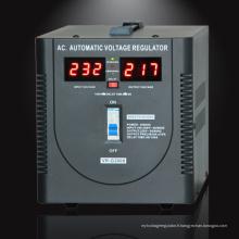 Alimentation en usine Affichage LED Régulateur Stabilisateur AVR