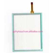 Factory Direct Verkauf 7,5 Zoll wasserdicht 4 Wire resistiven analogen Touchscreen für AST-075A