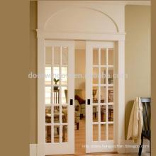 Classical elegance antique french doors sliding pocket drawing room entry door