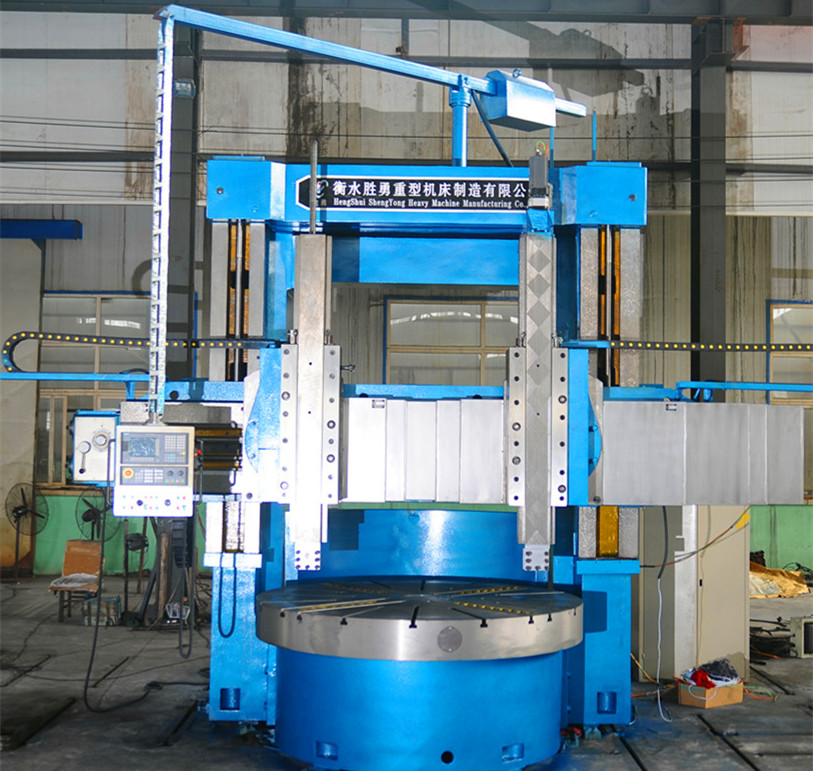 Vertical Lathe Vtl Machine