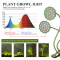 Morsetto Lotus Seedpod led Clip coltiva la luce 20w