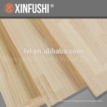 Chilean radiata pine finger joint board, AA grade for Korea market