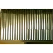 Feuille d'aluminium ondulé pour l'architecture et la toiture et l'ingénierie Bonne qualité