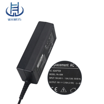 Προσαρμογέας Laptop Hp 19V 3.16A 60W AC Adapter