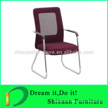 2014 Modern comfortable stackable mesh office chair with armrest