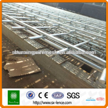 galvanized fence panels