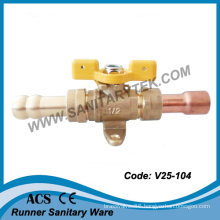 Brass Ball Valve for Gas (V25-104)