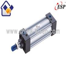 esp neumática SC de doble acción cilindro neumático, precio del cilindro de oxígeno