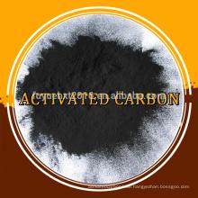 Kohlepulver-Aktivkohle für Zitronensäure und Salz in der Lebensmittelindustrie