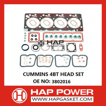 CUMMINS 4BT Head Set 3802016