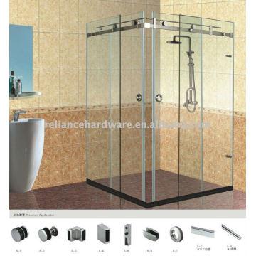 New Style Edelstahl Glasbeschläge, Glasbeschläge, Glasbeschläge