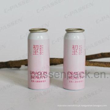 Frasco pulverizador de alumínio para aerossol ginecológico (PPC-AAC-034)