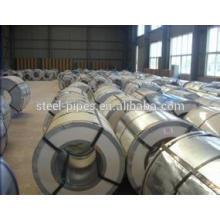 Tubulação de bobina de aço inoxidável