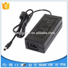 UL, входящий в список входных данных адаптера Dc12v Выходной адаптер переменного тока 100-240v 50-40hz 12v 5a Блок питания с корпусом