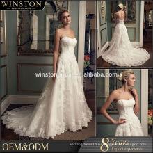 Новый дизайн на заказ бисероплетение кристалл сексуальная русалка свадебные платья