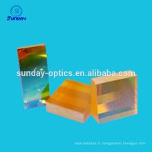 ZnSe Objectif Sphérique et Cylindrique 19mm