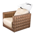 Chaise de shampooing la plus confortable