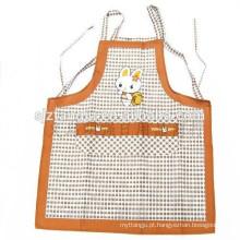Aventais baratos Eco-amigáveis da cozinha, avental do babador do cozimento da cozinha, avental das mulheres