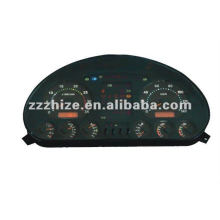 auto parts Combination instrument for Yutong Kinglong
