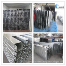 Overseas Hot Sale Pre-Galvanized Outdoor Wireway Supporting Systems