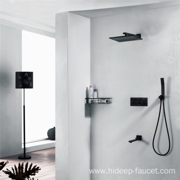 Wall Mounted Cold And Hot Shower Faucet
