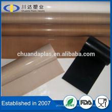 Atacado de alta qualidade PTFE revestido de vidro pano PTFE revestido de tecido de vidro