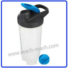 700ml botella de la coctelera plástica de proteína (R-S083)