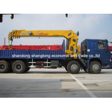 XCMG 16 Ton Truck Mounted Overhead Crane with HOWO Truck