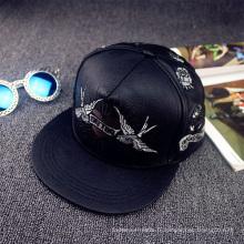 Personnalisez Snapback Cap en cuir et chapeaux