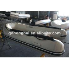 mini-rigid fiberglass hull RIB boat RIB270 with CE