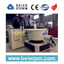 SRL-Z 200/500 mélangeur de chauffage / refroidissement vertical à grande vitesse en plastique / machine de Compounding