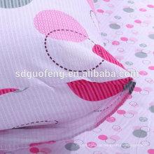 Hersteller von 100% Stoff Baumwollsatin Webart bedruckt