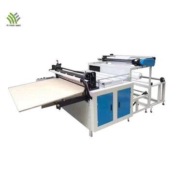 Jumbo roll Aluminum foil cutting machine