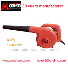 small electric air blower 2.8 600w 16000rpm yongkang qimo
