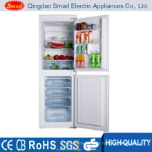 Eletrodomésticos Construído em geladeira porta dupla