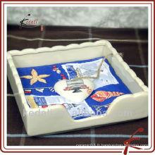 Porte-boîte en céramique