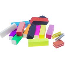 Promotion personalized mini style nail file set sponge buffer